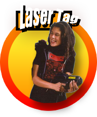Laser Tag in Lake George