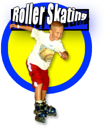 Roller Skating in Lake George