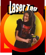Laser Tag in Lake George
